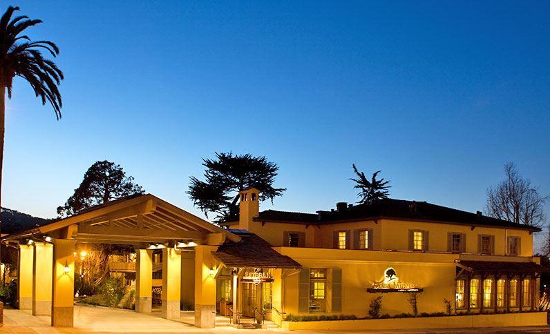 Monterey ca hotels with boutique charm inns of monterey for Best beach in monterey ca