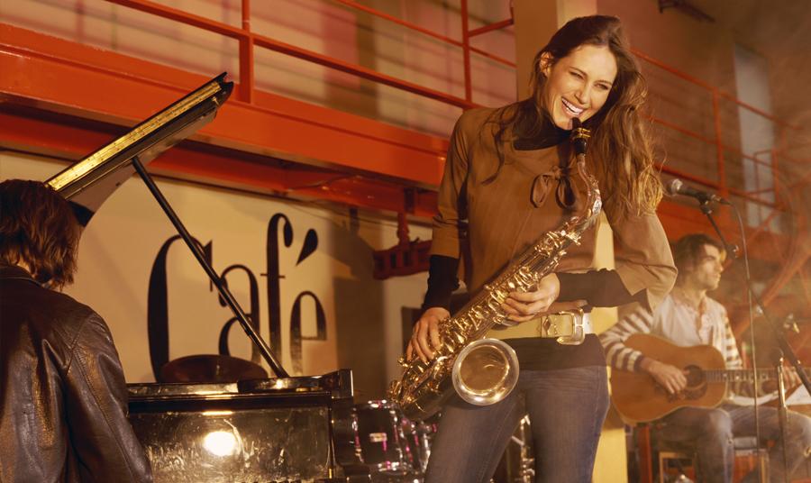Free Jazz - Monterey Jazz Festival's Next Generation Festival