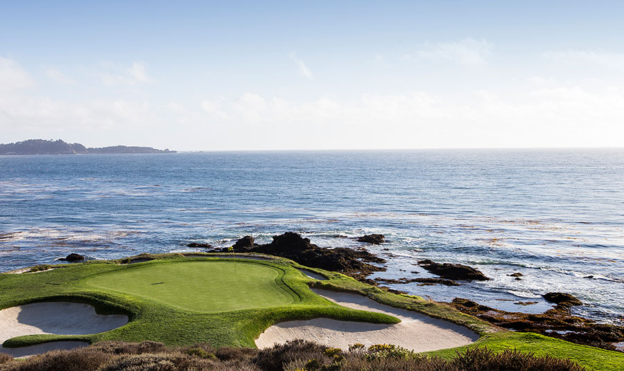 Get on the bus… for the U.S. Open at Pebble Beach