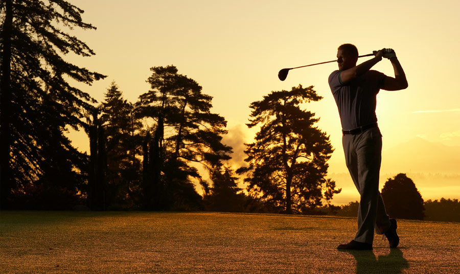 Golfer Alert - It's Clambake Time to Tee-Up