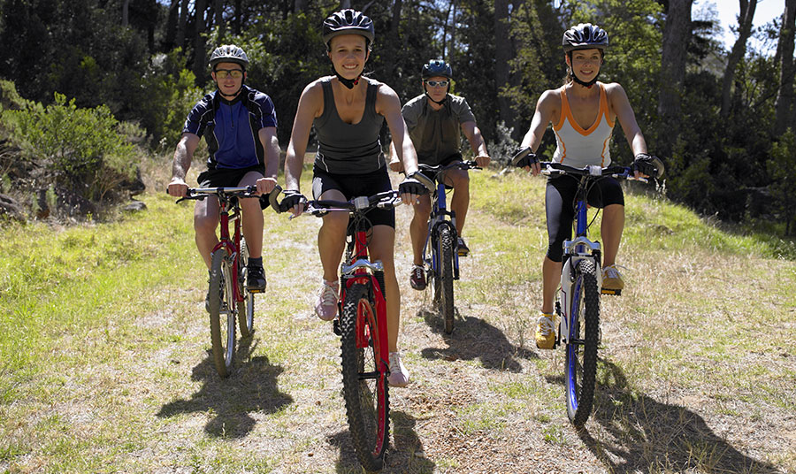 Heard the joke about the Sea Otter and the mountain bike?