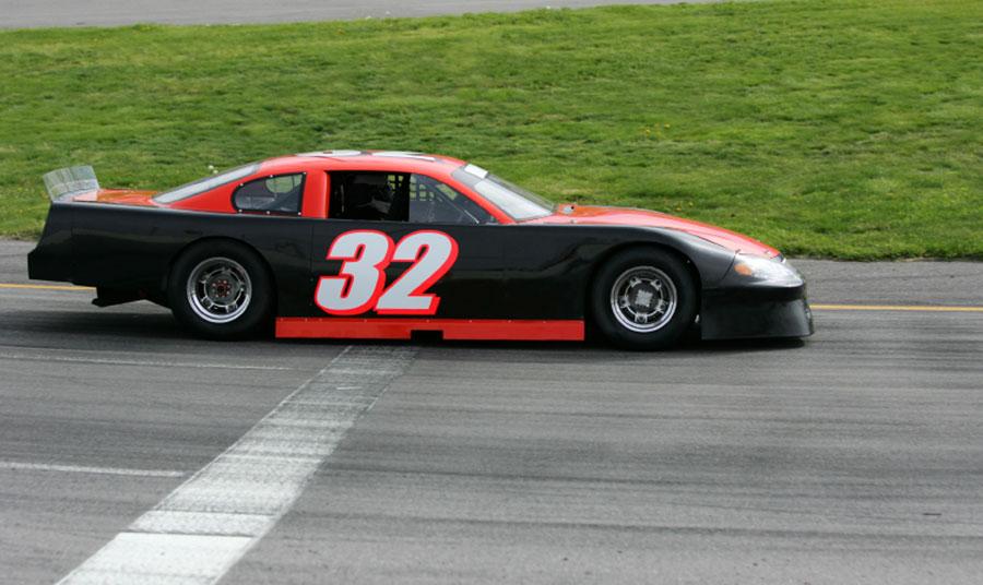 High-speed Thrills at the Mazda Raceway Laguna Seca