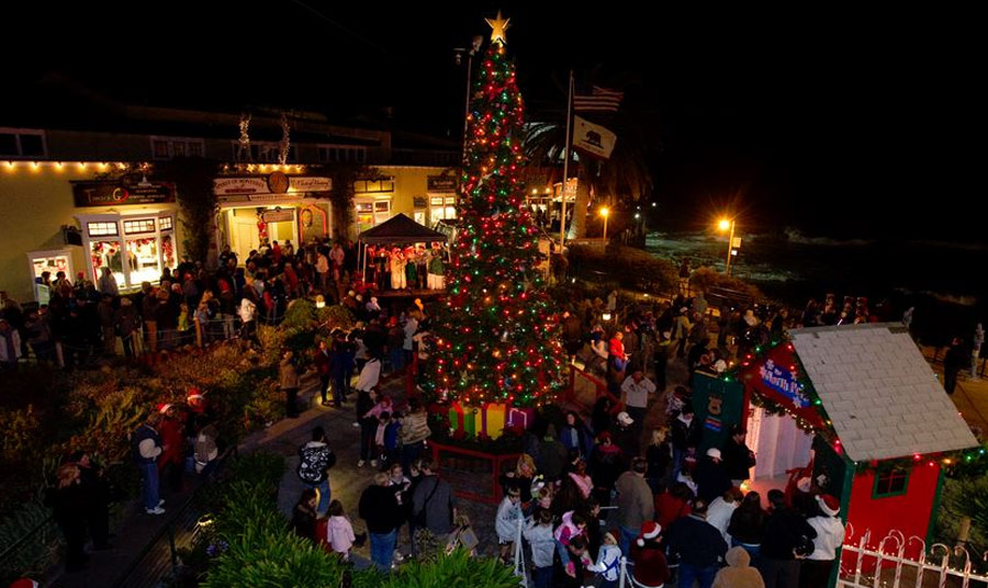 Holiday Favorites on the Monterey Peninsula 2015