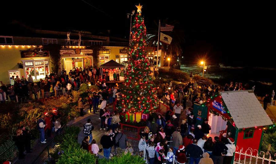 Holiday Favorites on the Monterey Peninsula