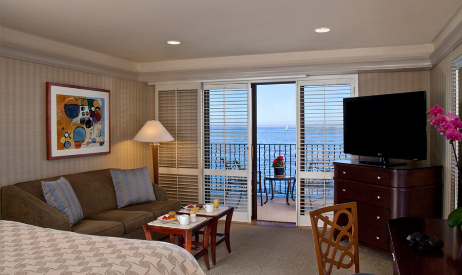Luxurious Updates at the Monterey Bay Inn
