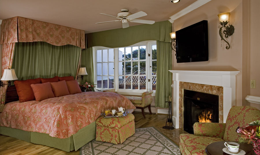 Monterey's Most Romantic Hotel Renovation