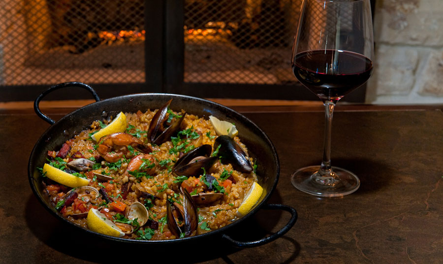 New Pre-Fixe Paella Menu at Estéban