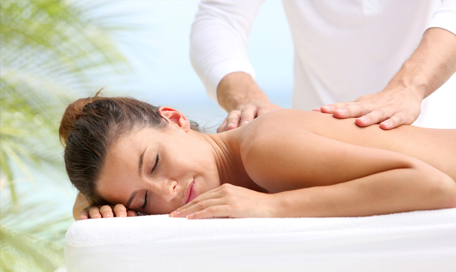 Ocean View Massage