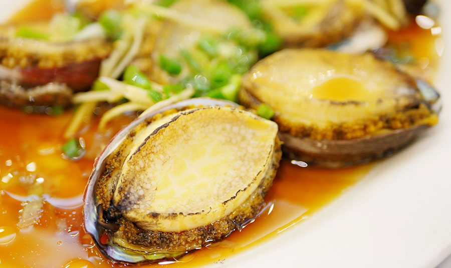 Oh baloney. Actually it's abalone….