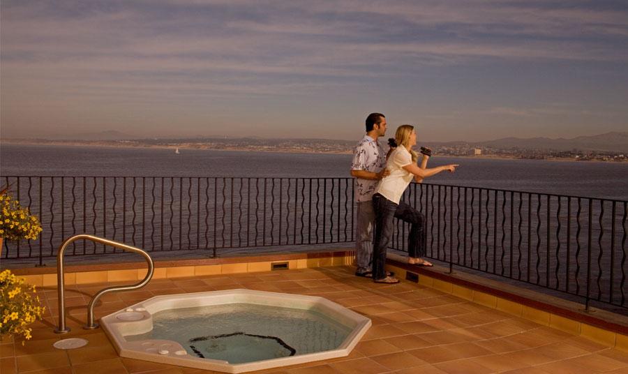 Romantic weekend getaway beach vacation in ca carmel and for California romantic weekend getaways