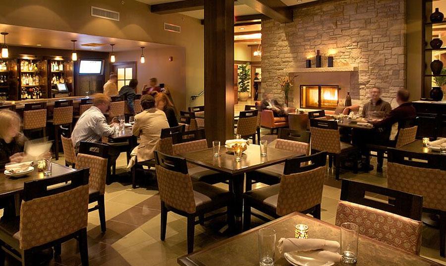 Valentine's Dinner at Esteban Restaurant