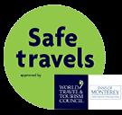 Safe Travel Badge