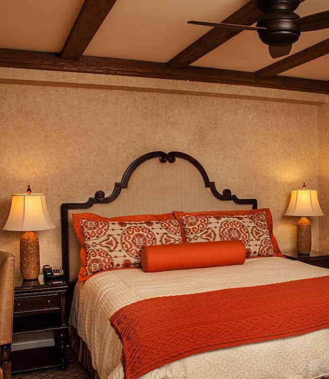 Inns of Monterey - Casa Munras