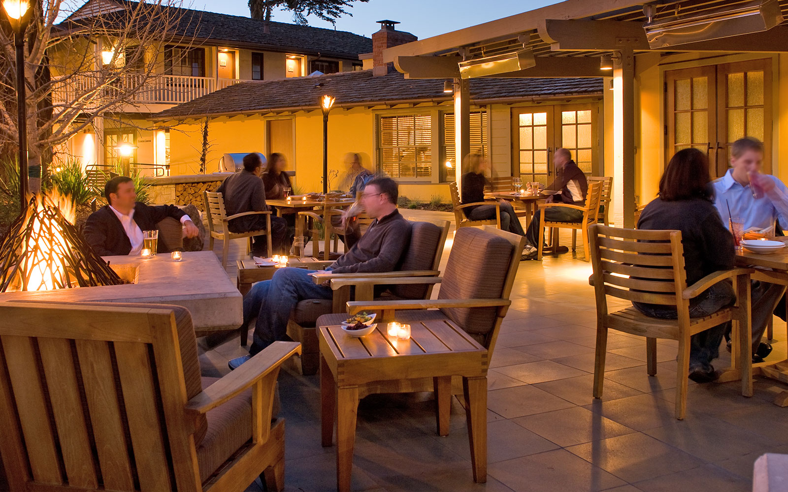 Monterey Ca Dining Wineries Inns Of Monterey