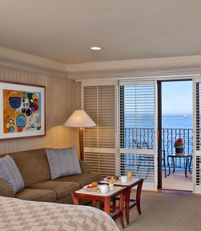 Inns of Monterey - Monterey Bay Inn