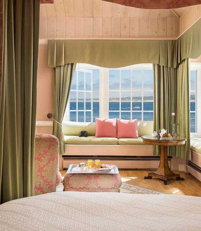Inns of Monterey - Spindrift Inn