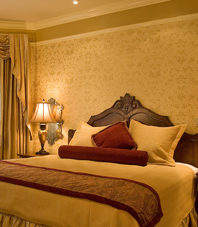 Inns of Monterey - Victorian Inn